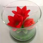 Glass size 9.5 x 8.5cm